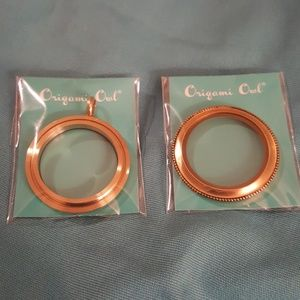Origami Owl Jewelry - New in package large Living locket